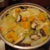 石川×山梨の奇跡!?とり野菜みそで味付一発ほうとう