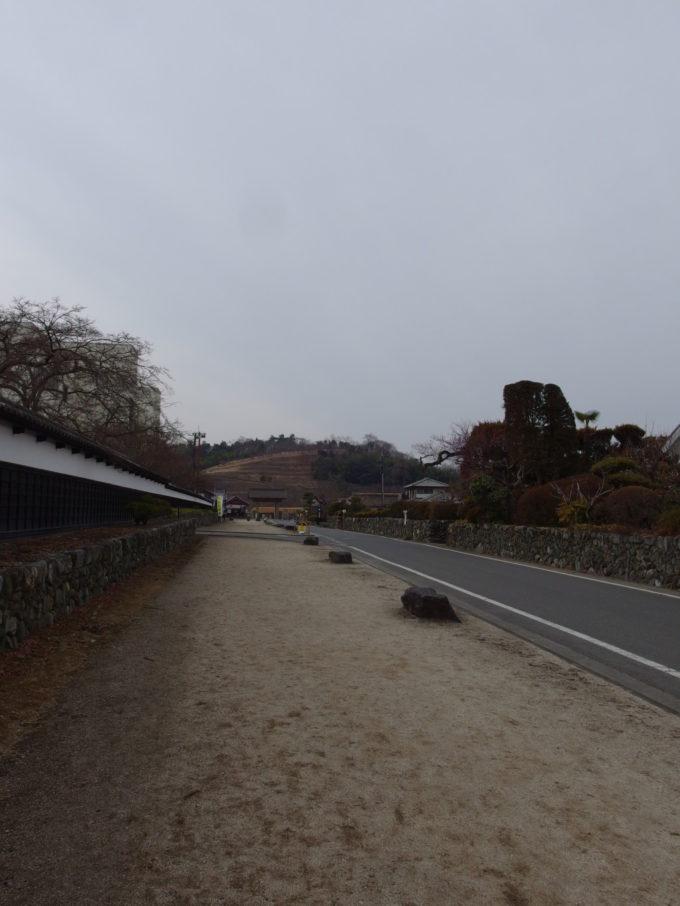 群馬県甘楽町城下町小幡往時の面影を残す武家屋敷地区