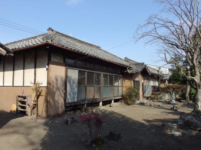 富岡製糸場に残る社宅
