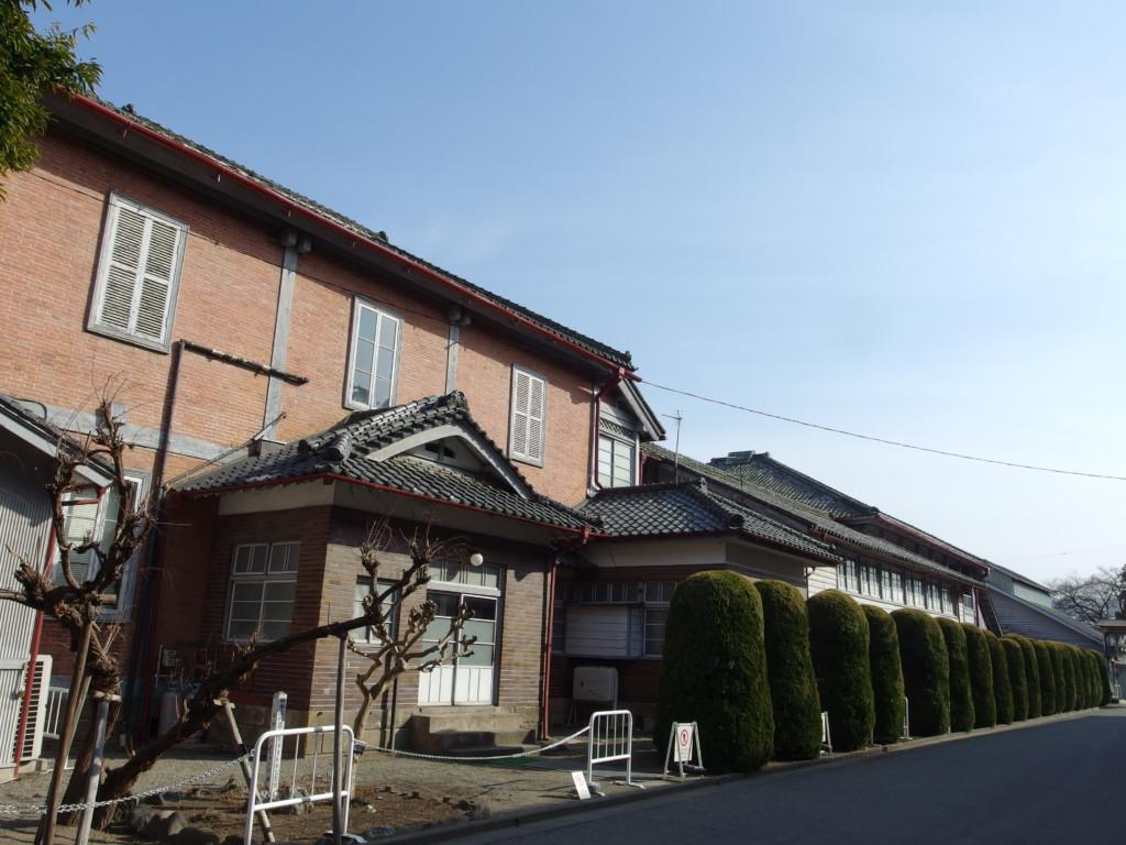 富岡製糸場検査人館
