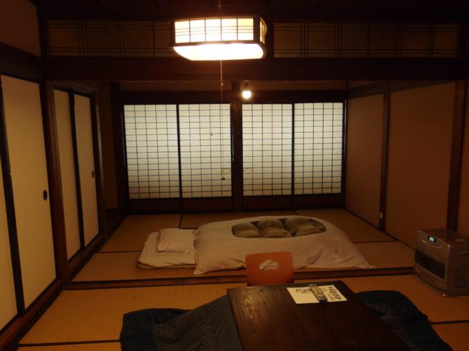 栃尾又温泉自在館大正棟客室12畳