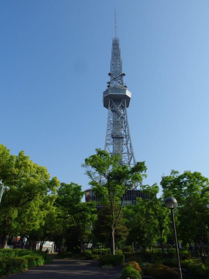 GW五月晴れの名古屋テレビ塔