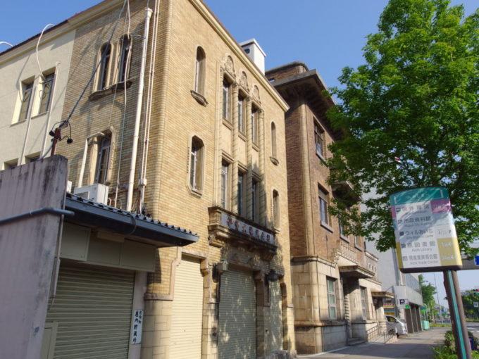 大津通り沿いに残る名古屋の古き良きビル