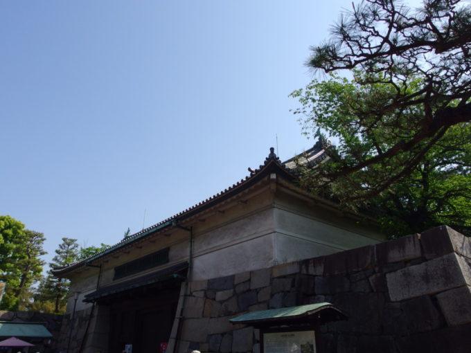 ゴールデンウィーク人で溢れる名古屋城正門