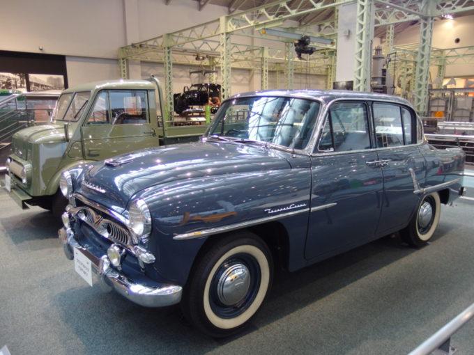 トヨタ産業技術記念館初代トヨペット・クラウン