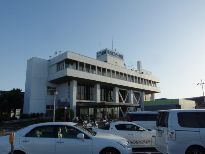 太平洋フェリーが発着する名古屋フェリー埠頭
