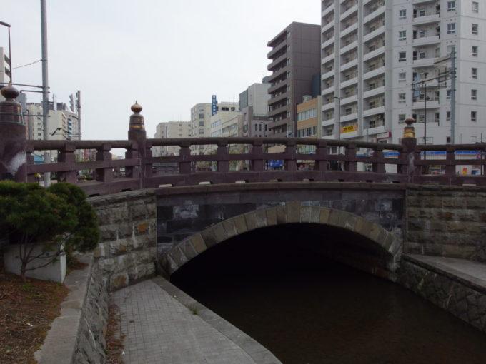 100年以上の歴史を持つ札幌創成橋