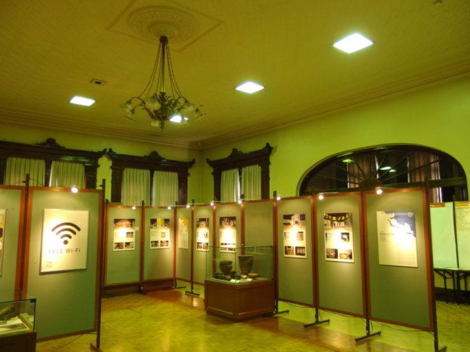 北海道庁赤れんが庁舎重厚さ漂う館内