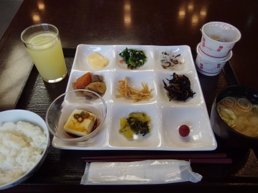 ホテルアマービレ舞鶴朝食