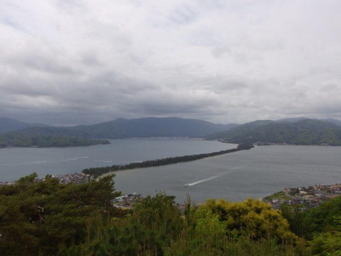 日本三景天橋立傘松公園から眺める昇竜観