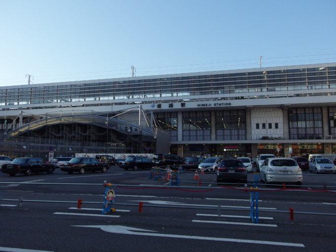 JR姫路駅南口