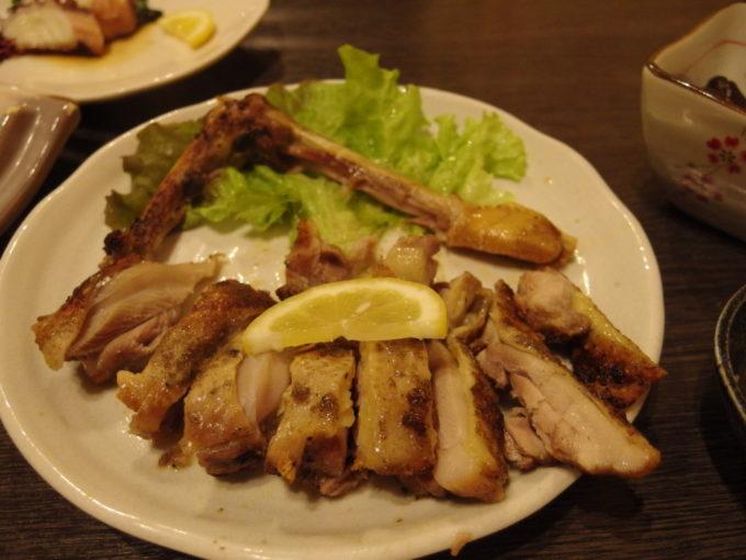 高松快食道楽秀讃岐名物骨付鶏親鳥