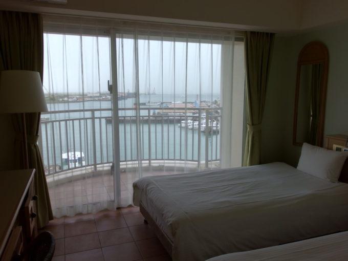 石垣島ホテルイーストチャイナシーポートビュー・ツイン客室