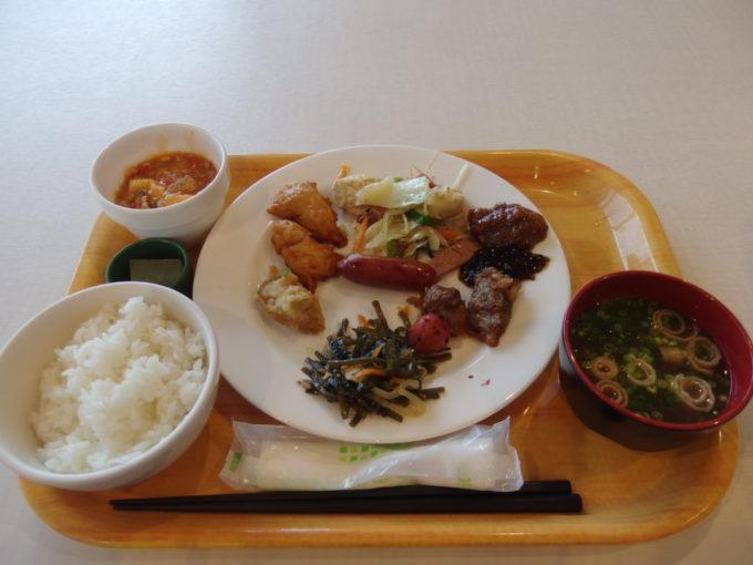 石垣島ホテルイーストチャイナシー2泊目朝食