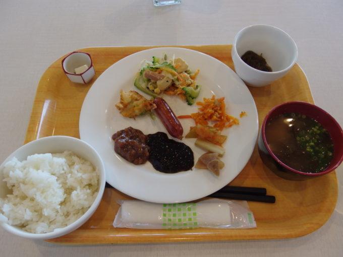 石垣島ホテルイーストチャイナシー3泊目朝食