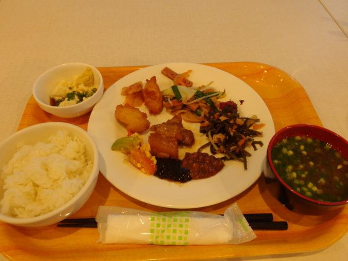 石垣島ホテルイーストチャイナシー4日目朝食