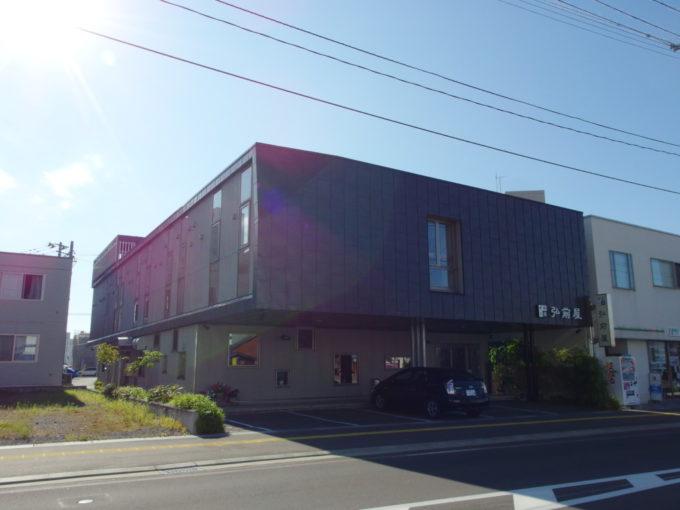 夏の弘前ねぷた旅駅前に位置する津軽の宿弘前屋