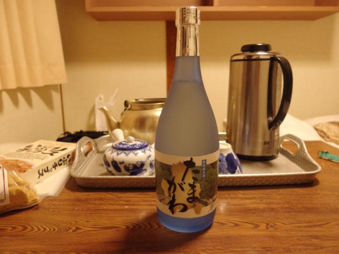 玉川温泉夜のお供にかづの銘酒特別純米酒たまがわ