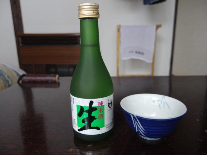 冬の乳頭温泉郷鶴の湯午後のお供に秀よし純米生酒