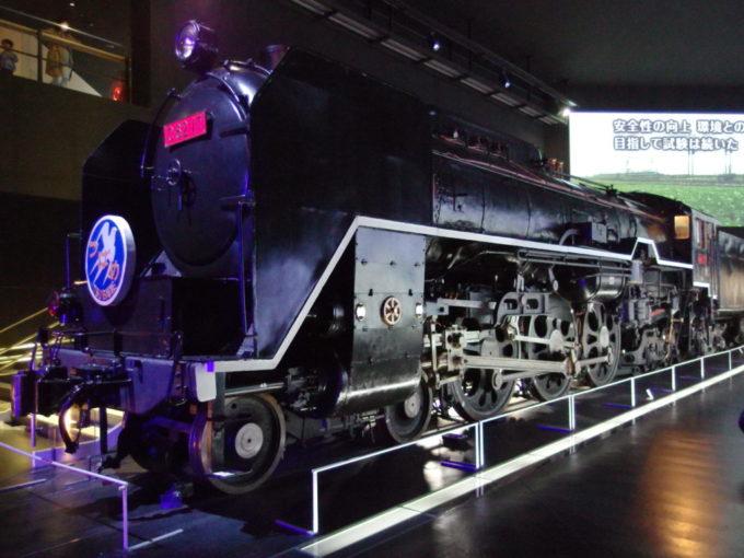 リニア・鉄道館C62蒸気機関車