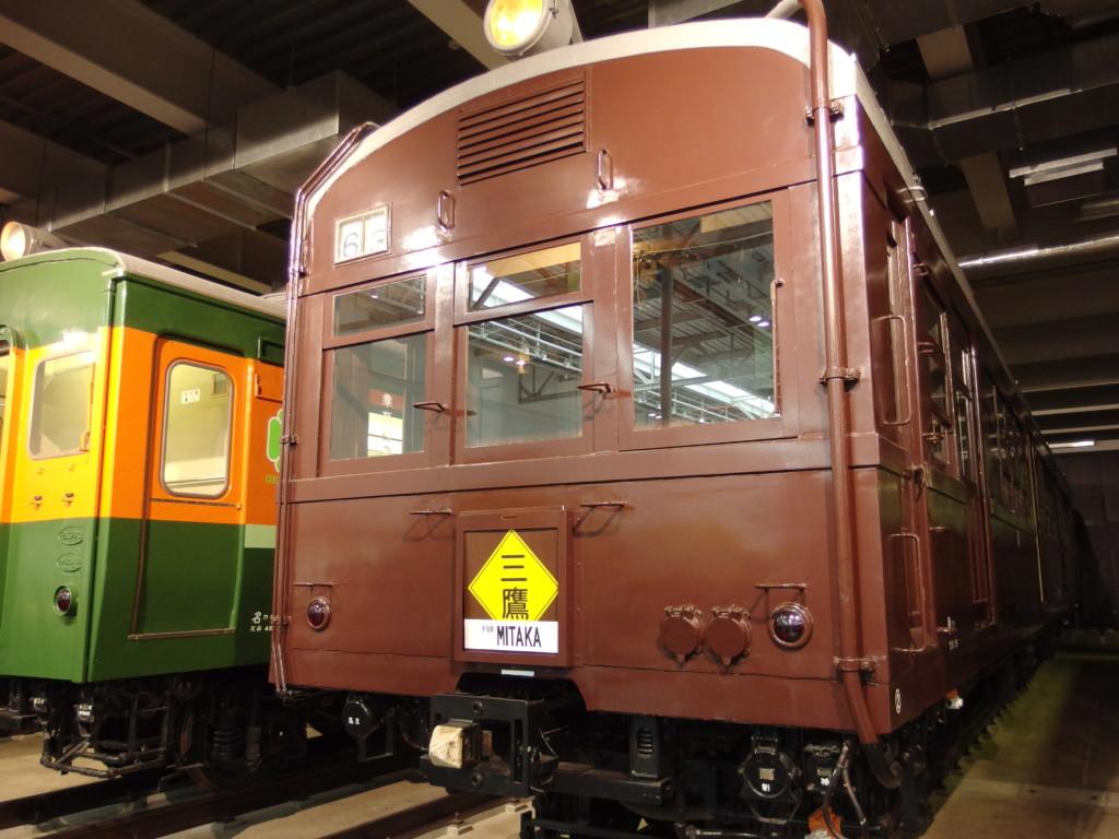 リニア・鉄道館モハ63形電車