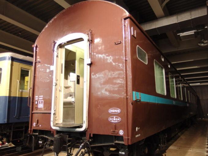 リニア・鉄道館10系客車