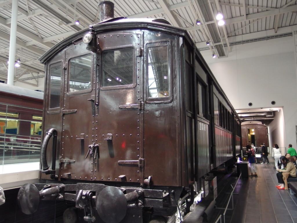 リニア・鉄道館ホジ6005形蒸気動車