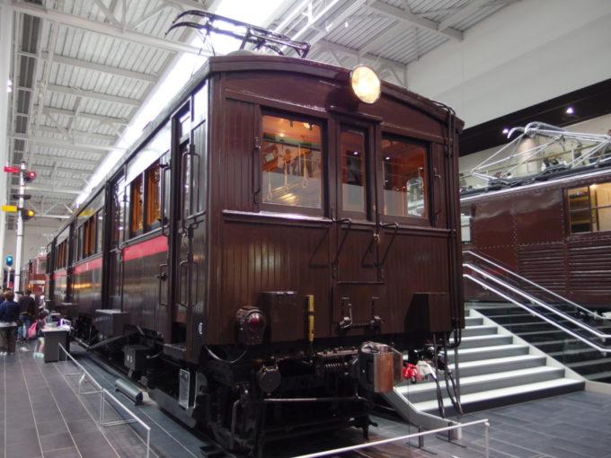 リニア・鉄道館モハ1形電車