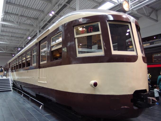 リニア・鉄道館52系電車