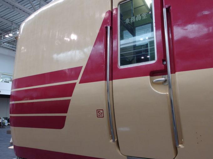 リニア・鉄道館美しい381系の国鉄特急色