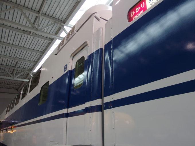 リニア・鉄道館初の2階建て新幹線100系花形であるダブルデッカー車