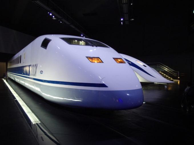 リニア・鉄道館700系新幹線の基となる300X