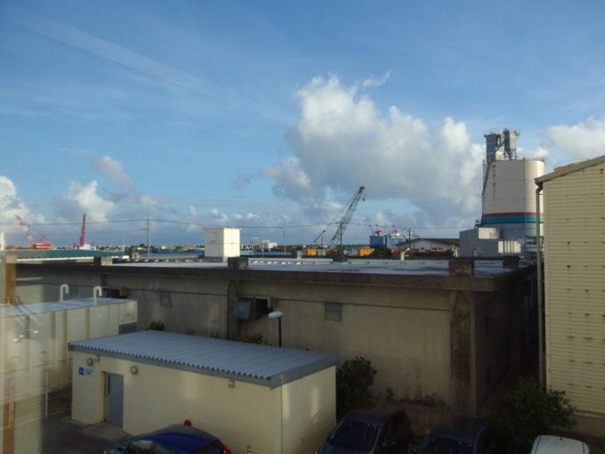ベッセルホテル石垣島客室からの眺め