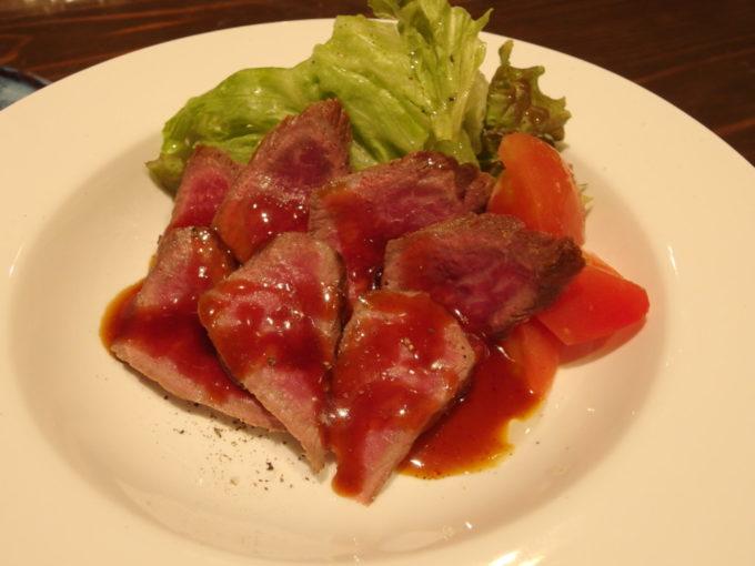 石垣島海鮮肉料理あきら石垣牛ローストビーフ