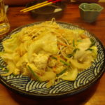 やいま家庭料理さつき豆腐チャンプル