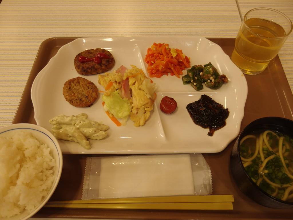 ベッセルホテル石垣島3泊目朝食