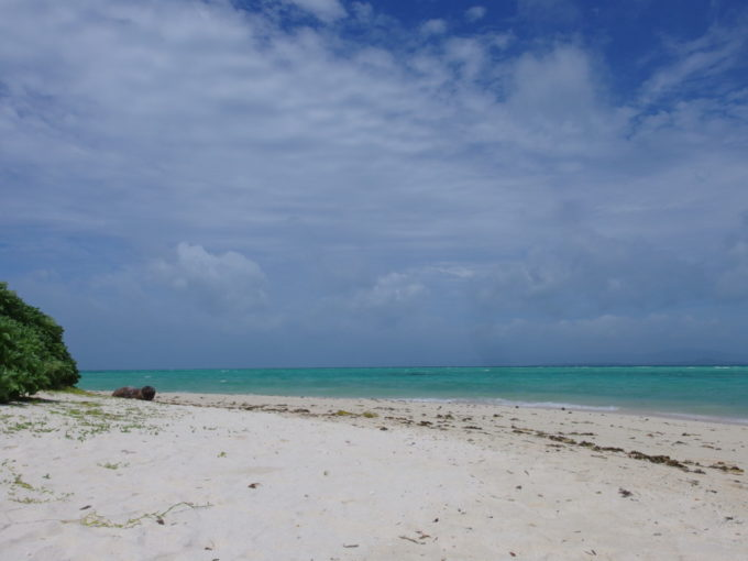 夏の石垣島竹富島青さと白さを味わうコンドイビーチでの時間