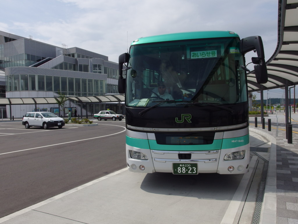 JRバス東北おいらせ号
