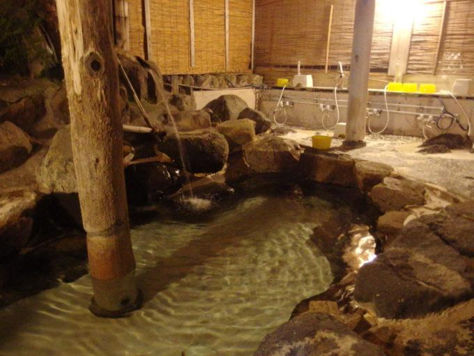 赤倉温泉湯守の宿三之亟露天風呂