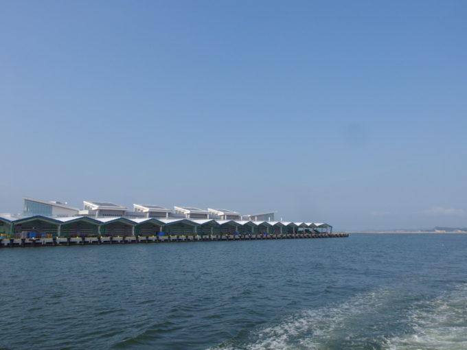 日本三景松島丸文松島汽船真新しい塩竈市魚市場
