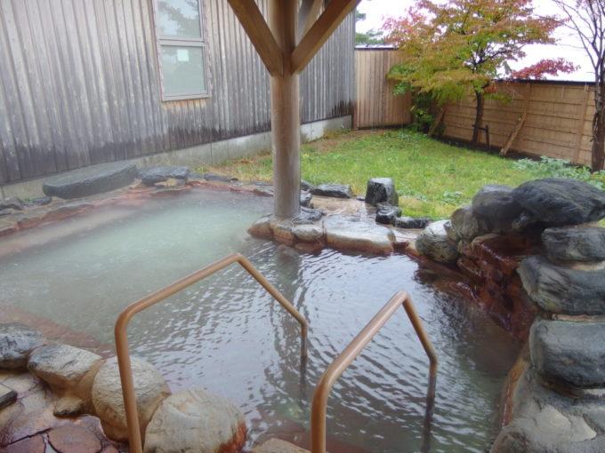 休暇村岩手網張温泉大釈の湯露天風呂