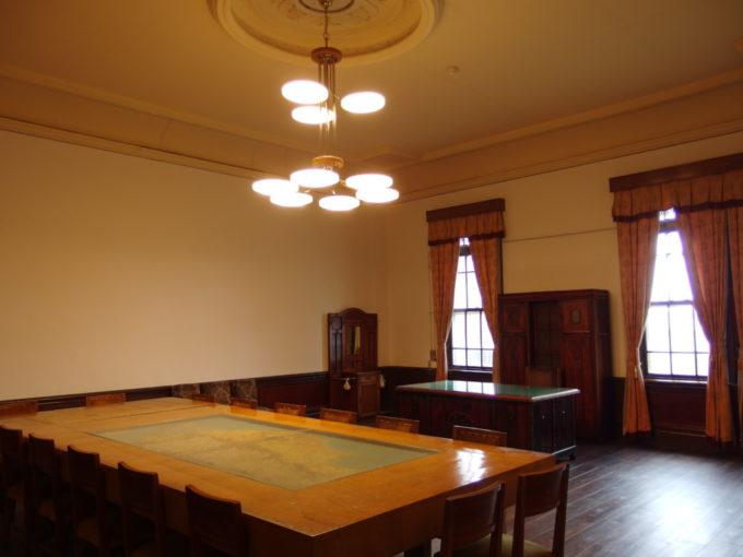 青森市森林博物館旧営林局長室