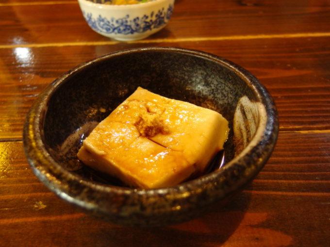 石垣島ユーグレナモール近くのすし太郎ジーマミ豆腐