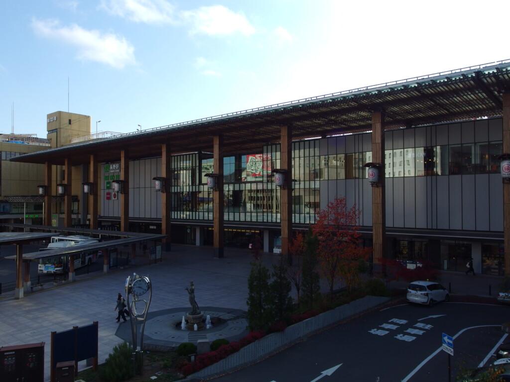 11月GoTo真っ最中の長野駅
