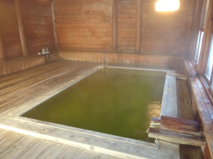 熊の湯ホテル碧落の内湯