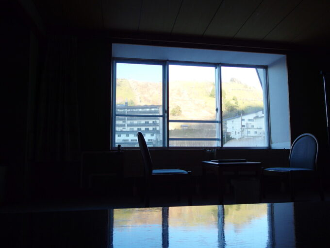 11月中旬志賀高原熊の湯ただただぼんやりと過ごす連泊の時間